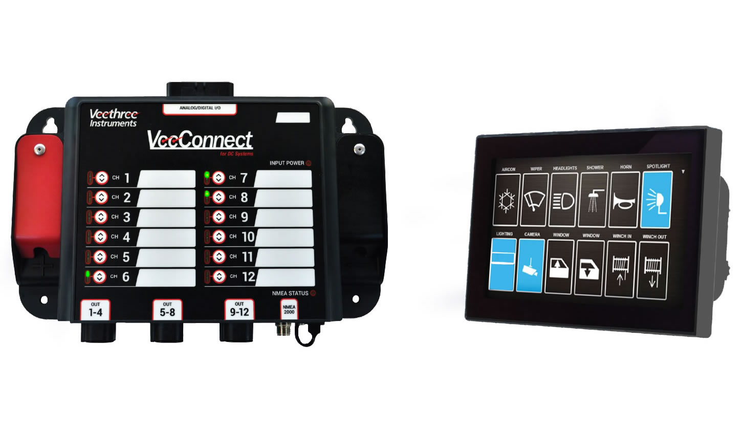 VeeConnect T5 Switches